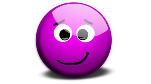 SMILE laser eye surgery - No big grin
