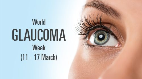 World Glaucoma Week - be aware, have regular eye checks and help beat glaucoma
